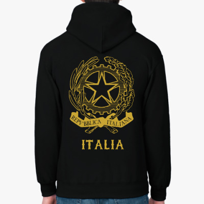 Толстовка худи Italia Prosto Bx