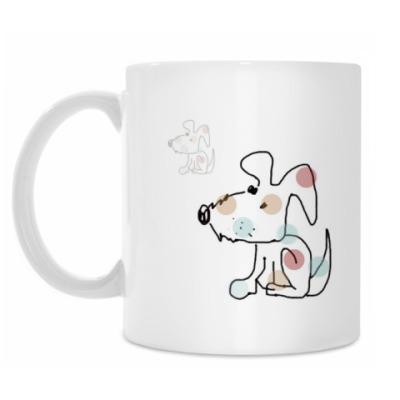 Кружка Mr. Dog
