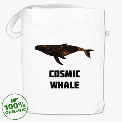 Сумка Космический кит