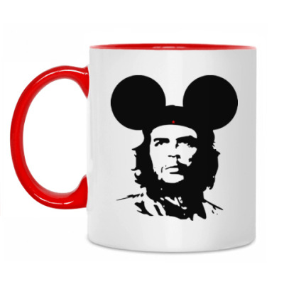 Кружка  Mickey Mouse Che Guevara