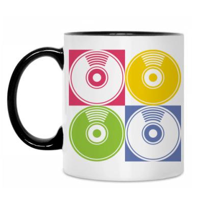 Кружка CD