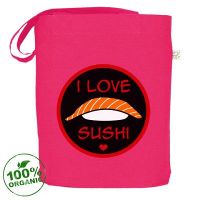 Сумка Я люблю суши