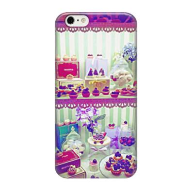 Чехол для iPhone 6/6s Sweets