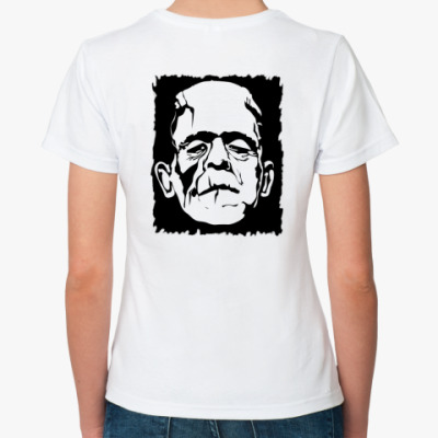 Классическая футболка Zomb