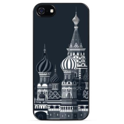 Чехол для iPhone Собор Василия Блаженного
