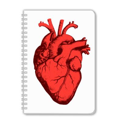 Тетрадь Сердце