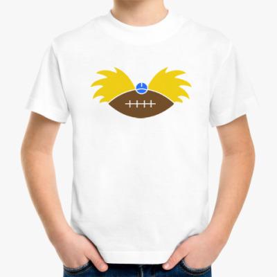 Детская футболка Эй, Арнольд
