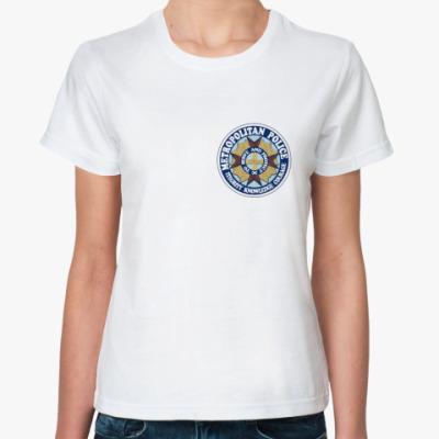 """Классическая футболка """"Police Academy"""""""