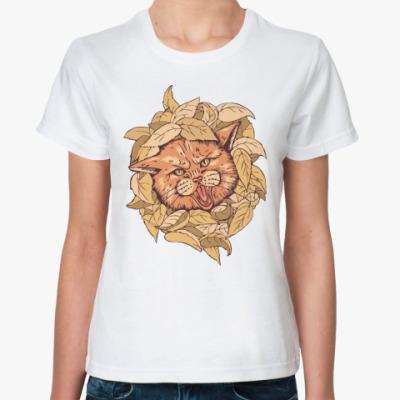 Классическая футболка   Котолев
