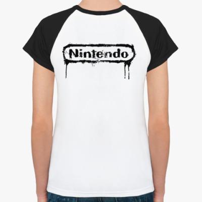 Nintendo  Ж (бел/чёрн)