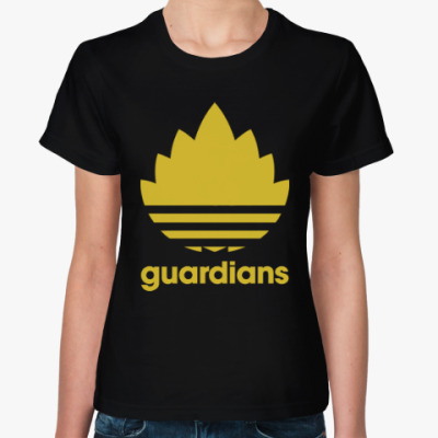 Женская футболка Guardians