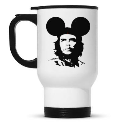 Кружка-термос  Mickey Mouse Che Guevara