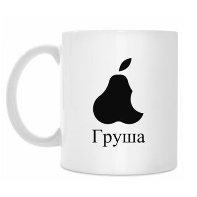 Кружка Русский Apple