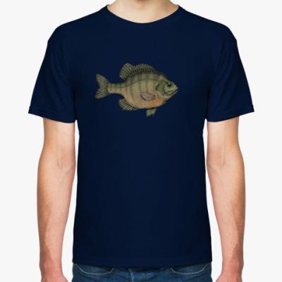 Футболка Рыба Краппи
