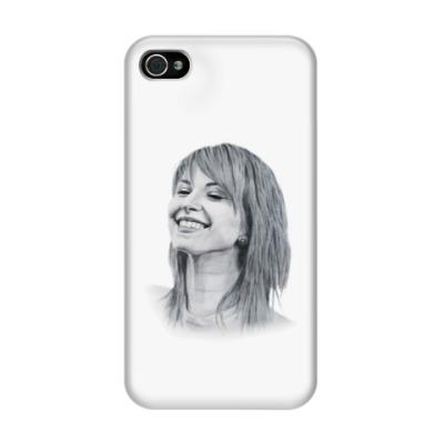 Чехол для iPhone 4/4s Hayley Williams