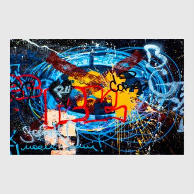 Постер Graffiti boom