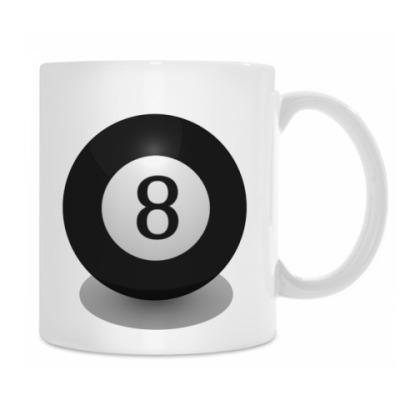 'Бильярдный шар 8'