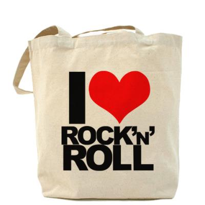 Сумка rock'n'roll