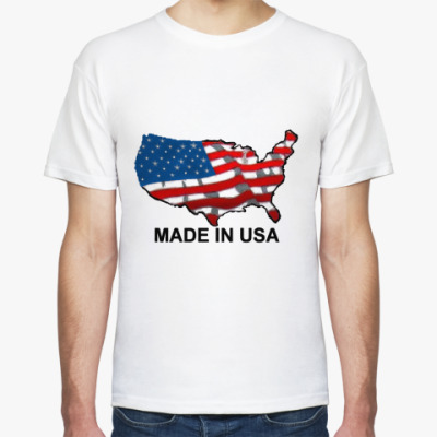 Футболка MADE IN USA