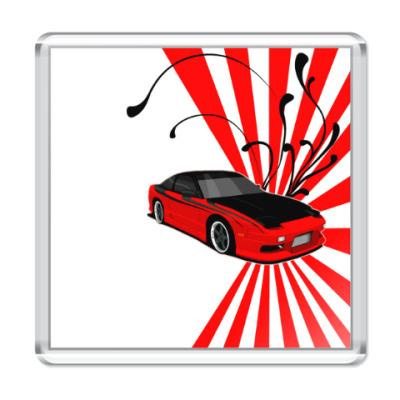 Магнит Nissan 240sx