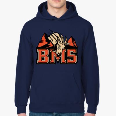 Толстовка худи BMS
