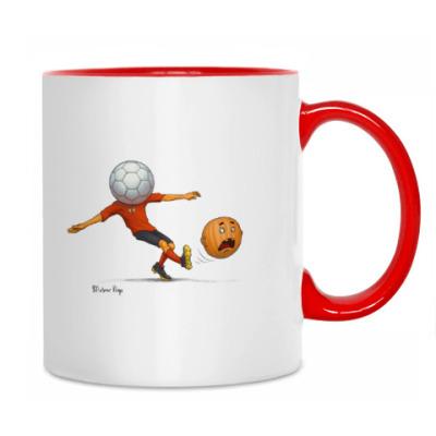 Тыква Футбол soccer