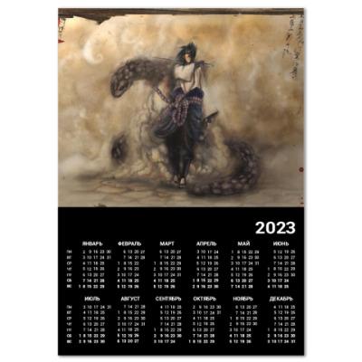 Календарь Орочимару