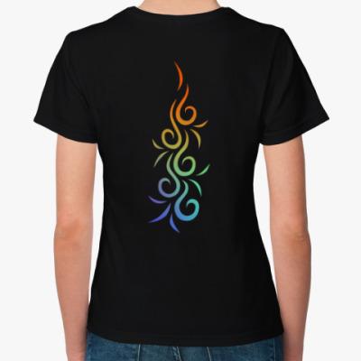 Женская футболка Лиана