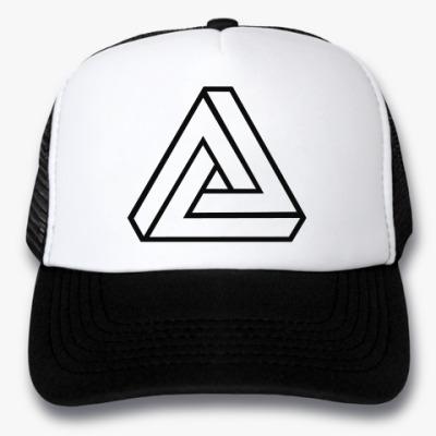Кепка-тракер Невозможный треугольник