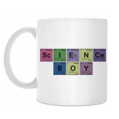 Кружка Science Boy