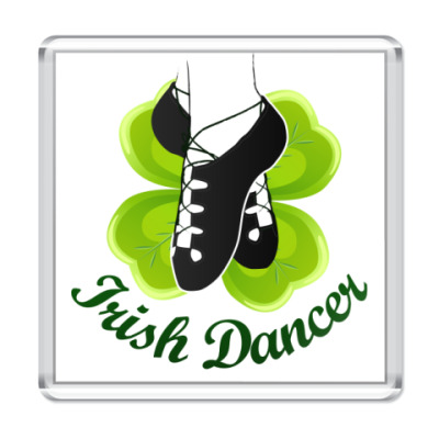 Магнит Irish Dancer