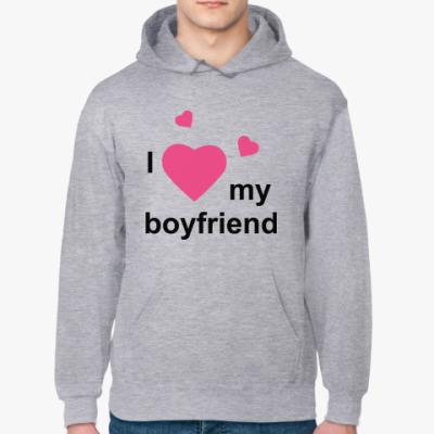 Толстовка худи  Boyfriend