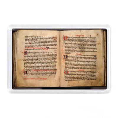 Магнит Древняя книга