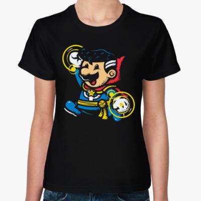 Женская футболка Доктор Стрейндж
