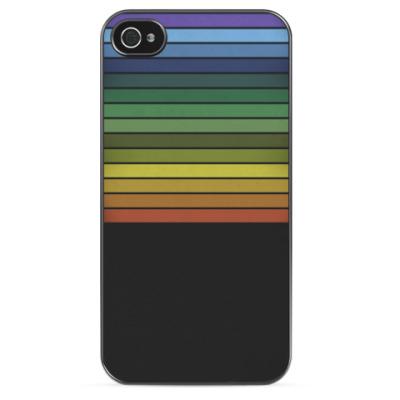Чехол для iPhone Тёмный