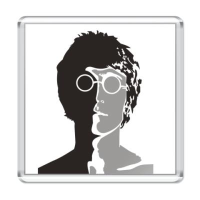 Магнит Джон Леннон