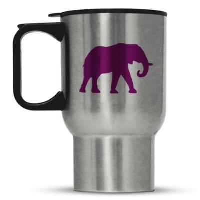 Кружка-термос Elephant