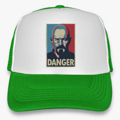Кепка-тракер Walter danger