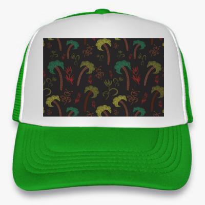Кепка-тракер Пальмы