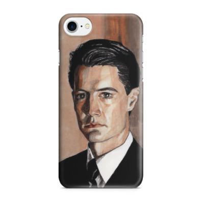Чехол для iPhone 7/8 Agent Cooper