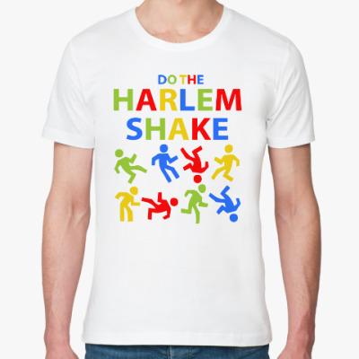 Футболка из органик-хлопка Harlem Shake