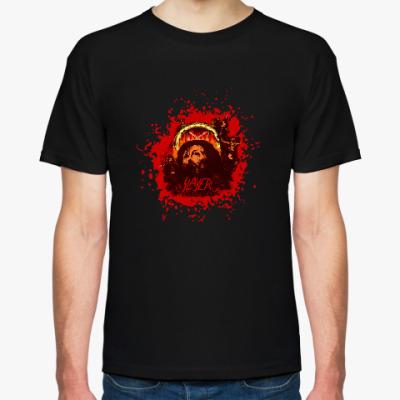Футболка Slayer - Repentless