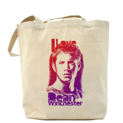 Сумка Dean Winchester Холщ сумка