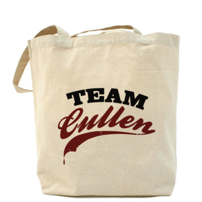 Сумка Team Cullen