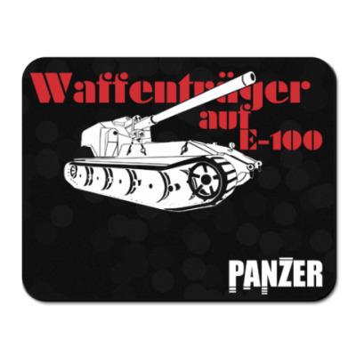 Коврик для мыши Waffenträger auf E-100