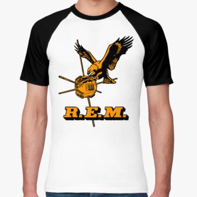 Футболка реглан R.E.M.