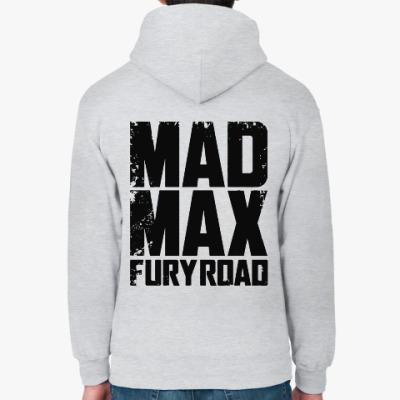 Толстовка худи Безумный Макс : дорога ярости