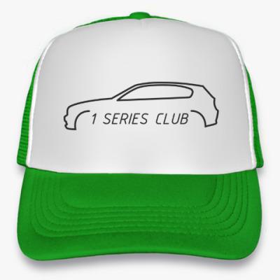 Кепка-тракер bmw 1 series club e81