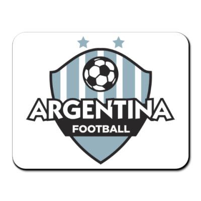Коврик для мыши Футбол Аргентины