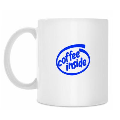 Кружка Coffee inside